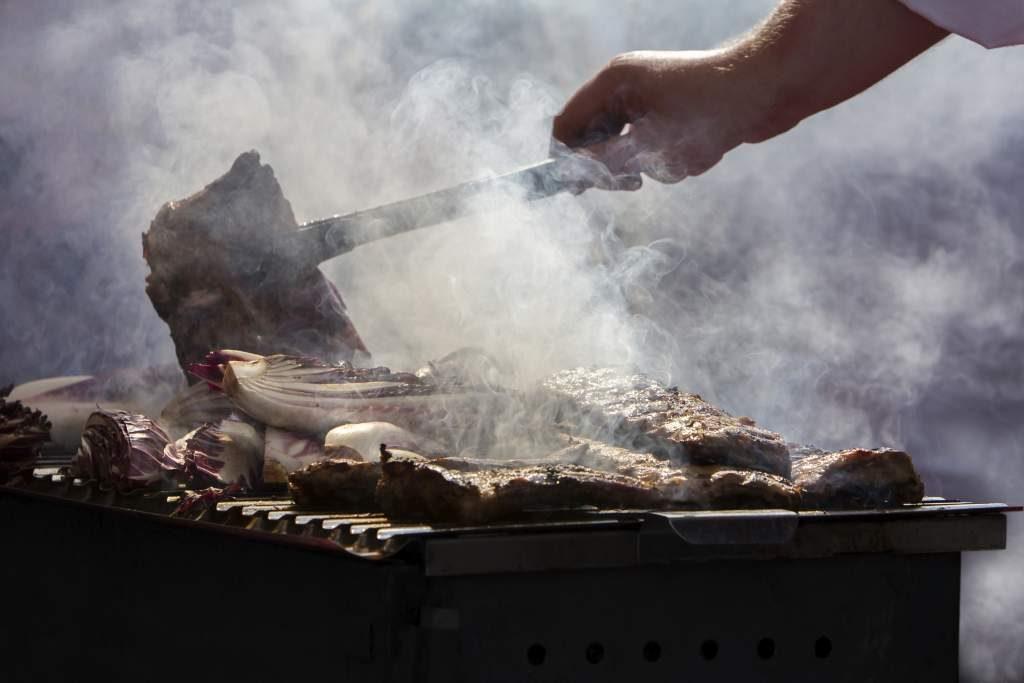 Makanan yang di panggang lebih berbahaya untuk di konsumsi